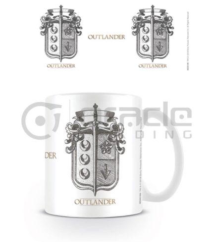 Outlander Mug - Fraser Crest