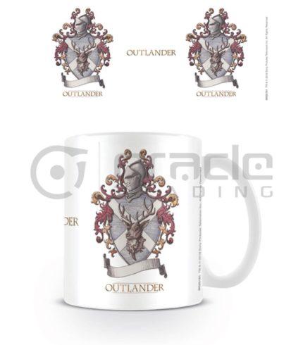 Outlander Mug - Mackenzie Crest