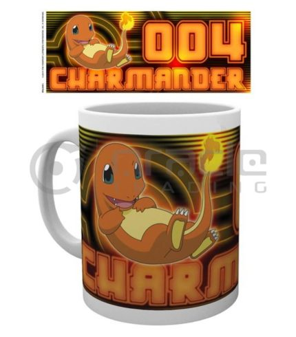 Pokémon Mug - Charmander