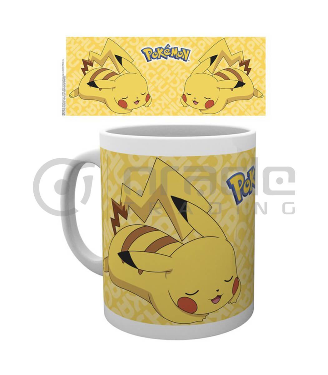 Pokémon Mug - Pikachu - Rest