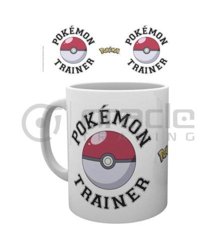 Pokémon Mug - Trainer