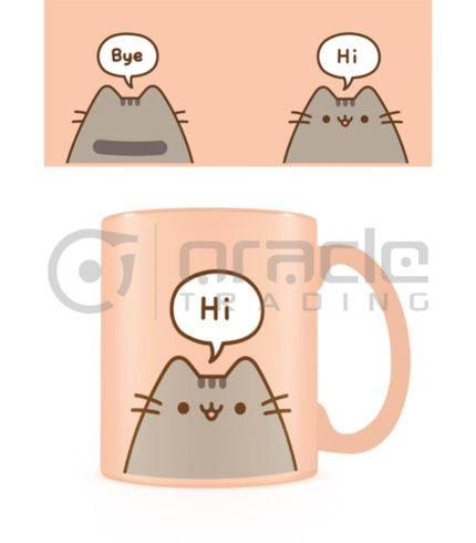 Pusheen Coffee Mug - Hi
