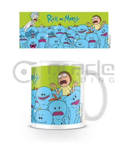 Rick & Morty Mr. Meeseeks Mug
