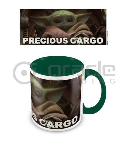 Star Wars: The Mandalorian Precious Cargo Mug - Inner Coloured