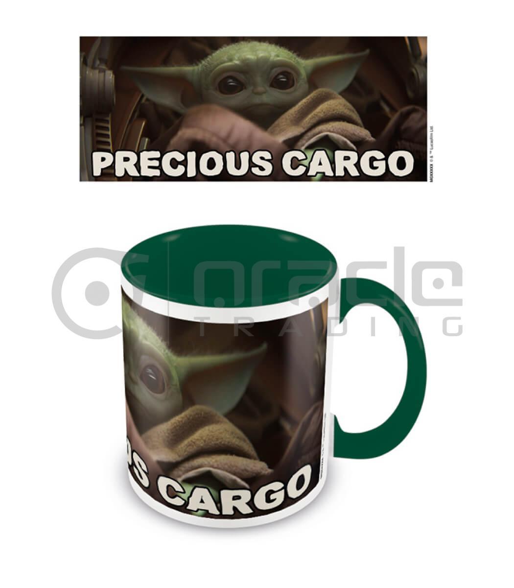 Star Wars: The Mandalorian Precious Cargo Mug - Inner Coloured