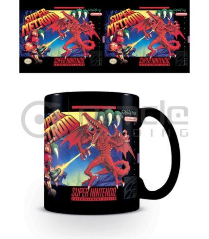 Super Metroid Coffee Mug - Super Nintendo