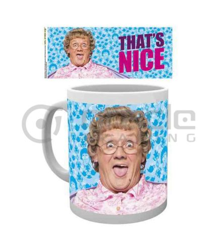 Mrs. Brown's Boys That's Nice Coffee Mug