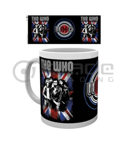 The Who Coffee Mug