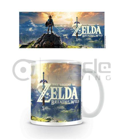 Zelda Sunset Coffee Mug