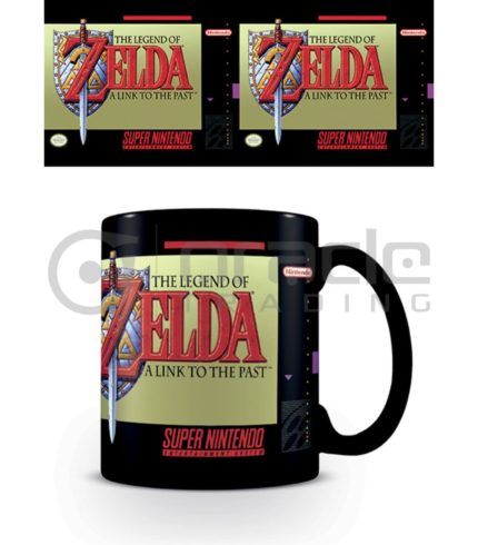 Zelda Coffee Mug - Super Nintendo