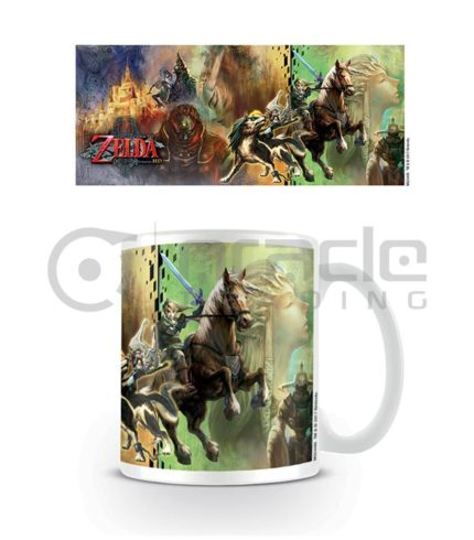 Zelda Twilight Princess Coffee Mug