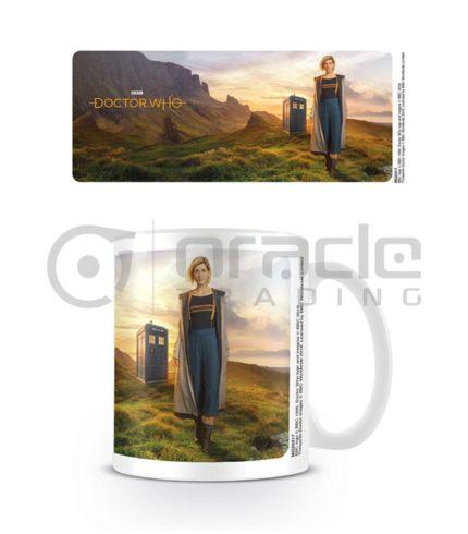 Doctor Who 13th Doctor Mug