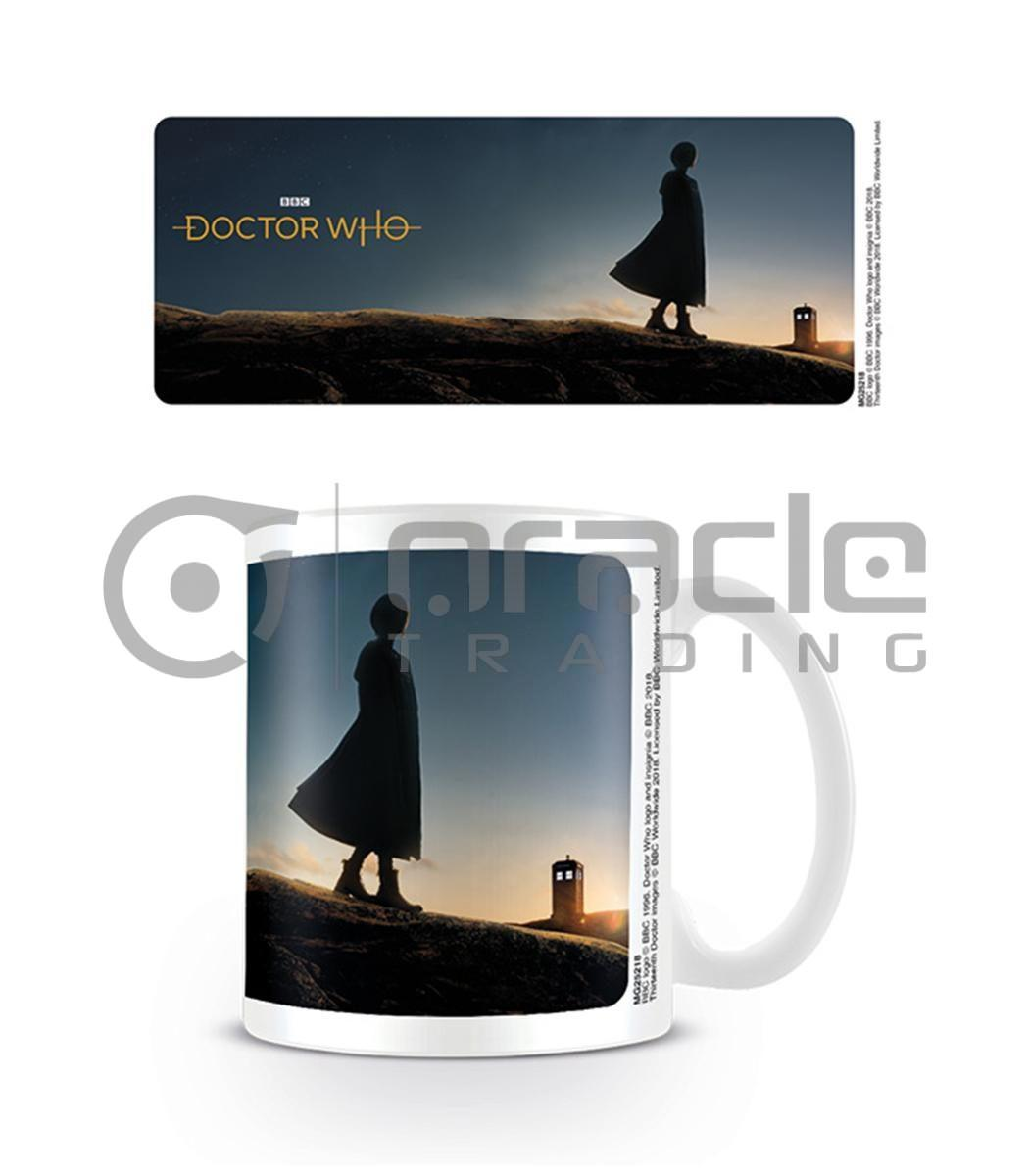 Doctor Who New Dawn Coffee Mug (13th Doctor)
