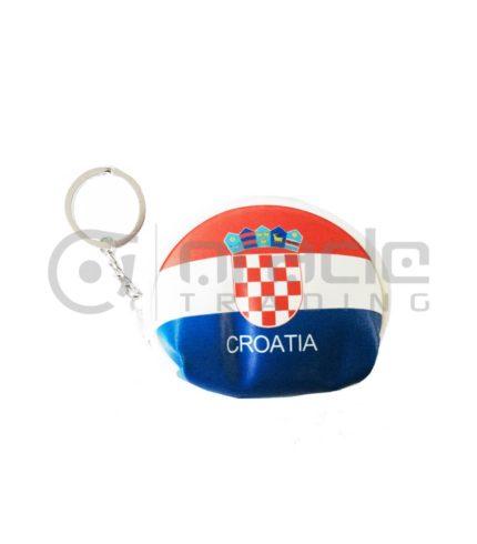 Croatia Coin Purse