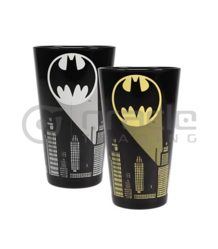 Batman Cold Change Glass