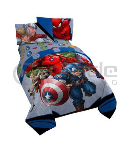 Avengers Comforter Set
