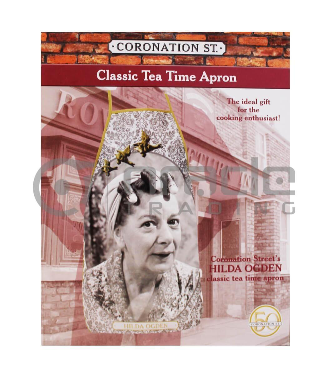Coronation Street Apron - Hilda Ogden