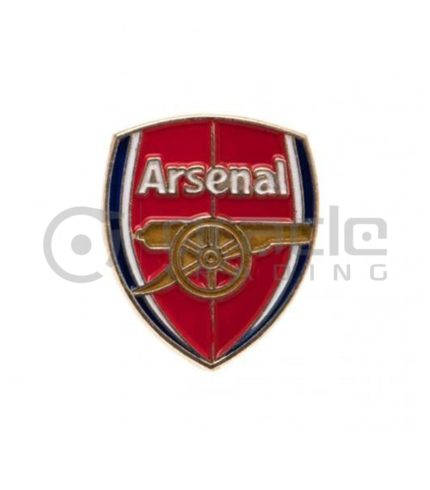 Arsenal Crest Pin