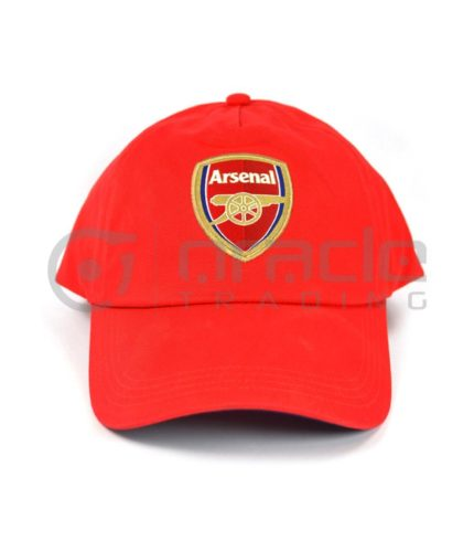 Arsenal Red Crest Hat - Puma