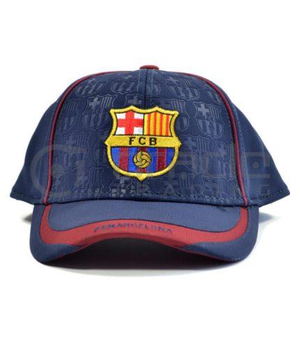 Barcelona Debossed Crest Hat