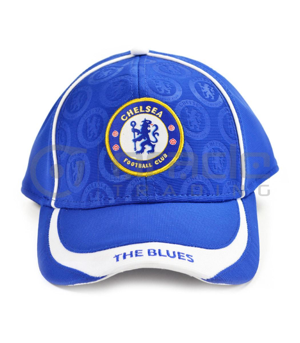 Chelsea Debossed Crest Hat