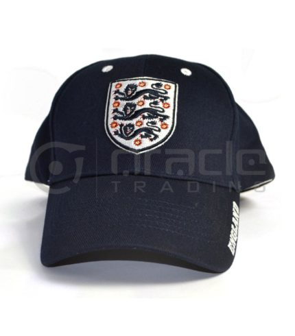 England FA Navy Crest Hat