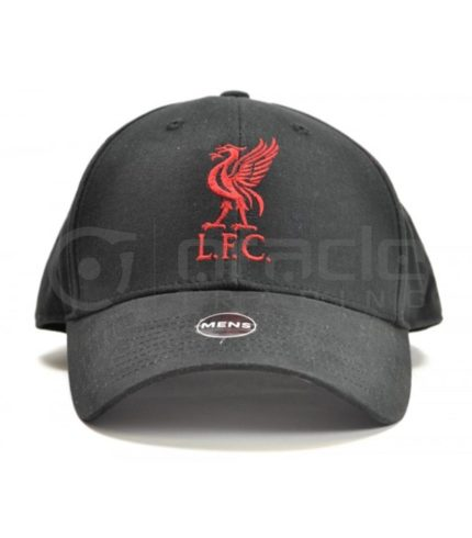 Liverpool Black Crest Hat - Brand 47