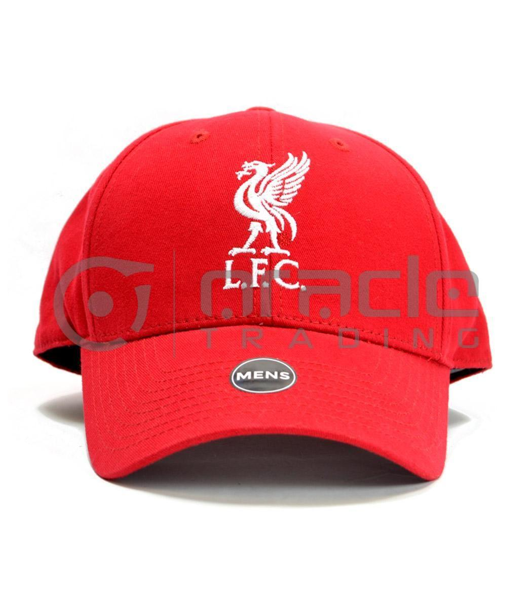 Liverpool Red Crest Hat - Brand 47