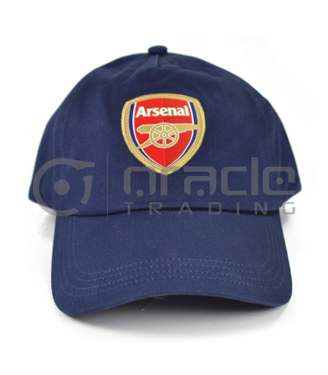 Arsenal Navy Crest Hat - Puma
