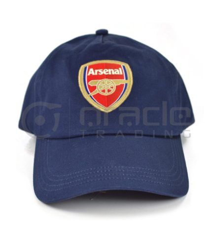 Arsenal Navy Crest Hat - Puma
