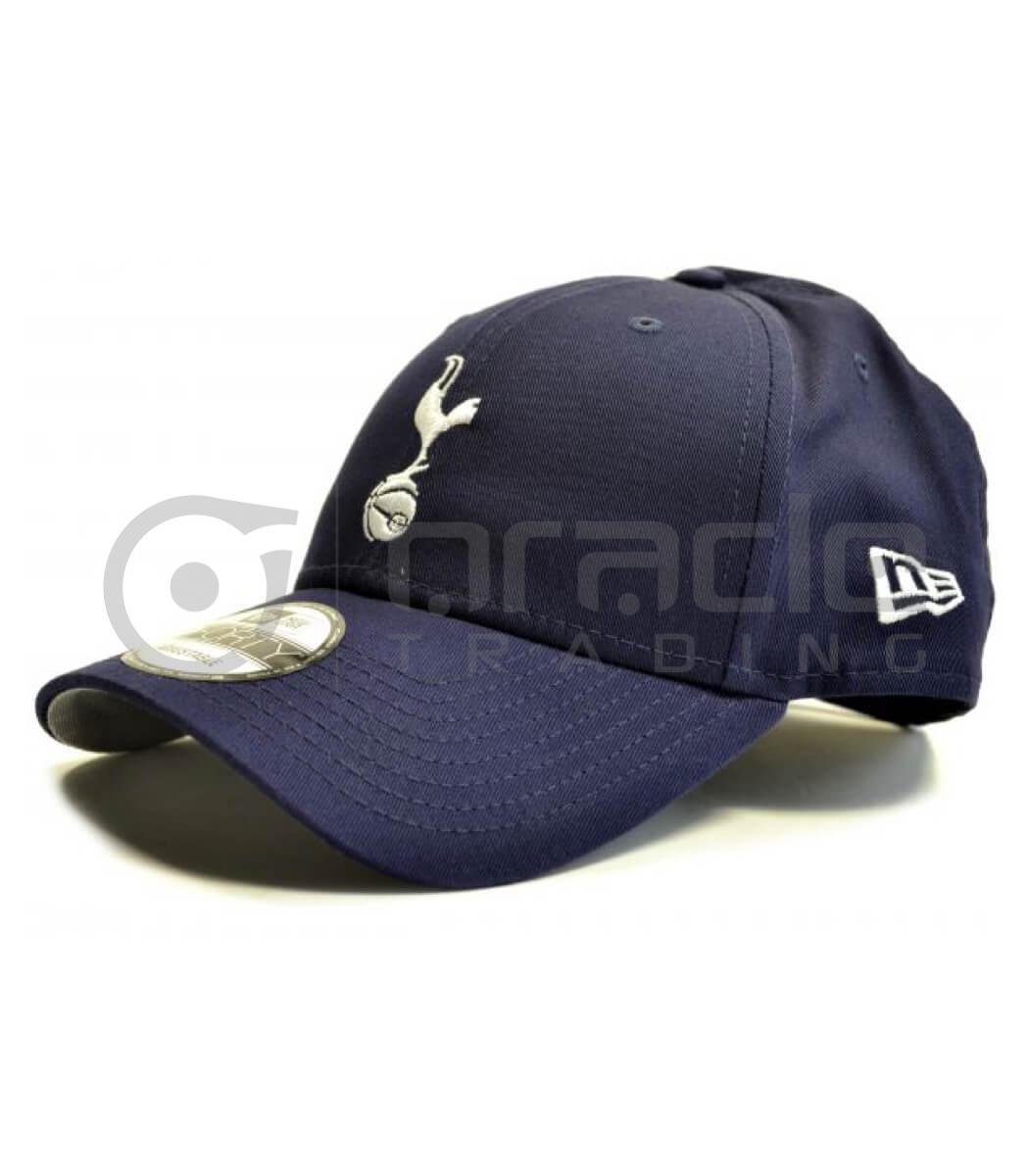Tottenham Navy Crest Hat - New Era