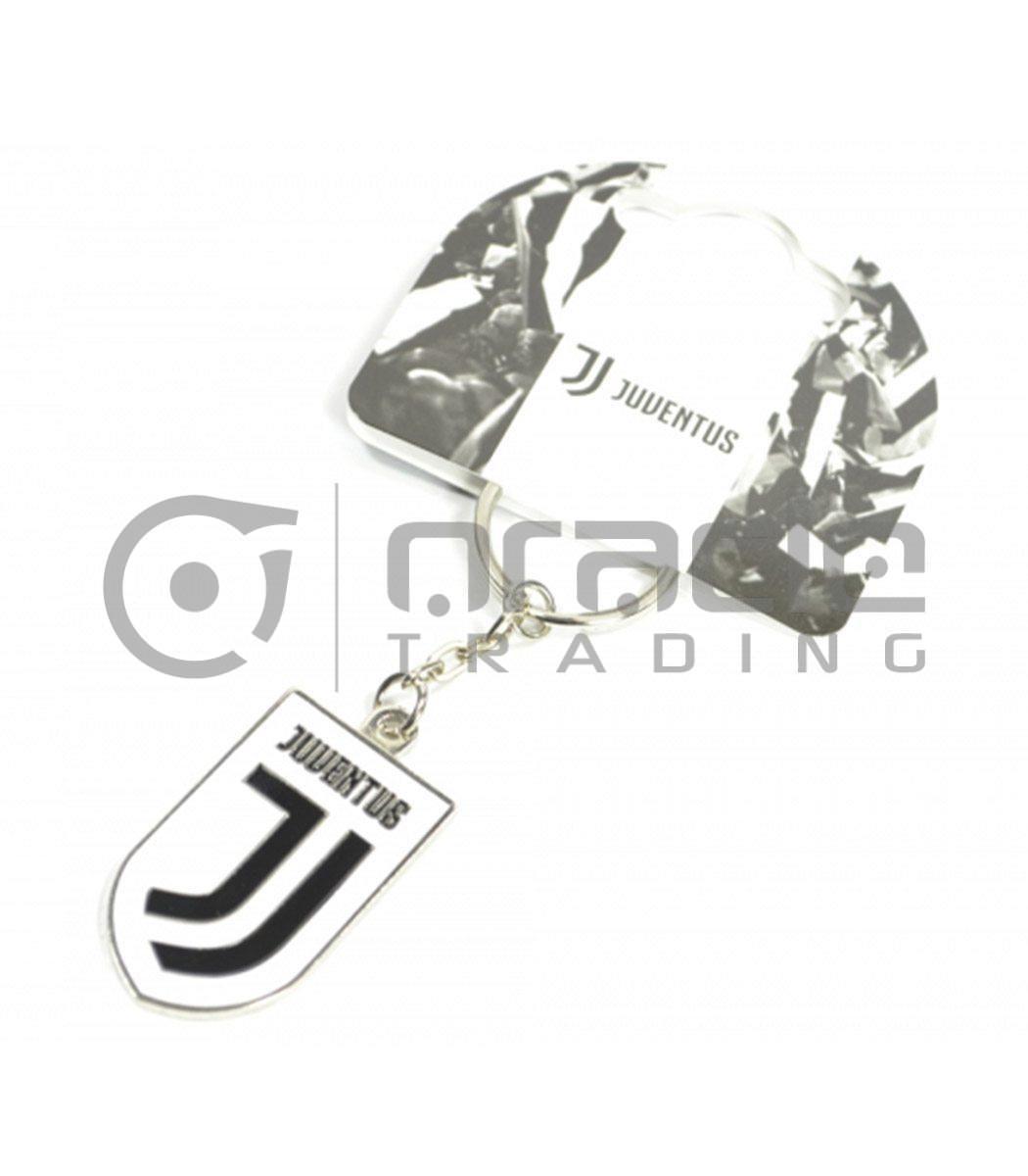 Juventus Crest Keychain