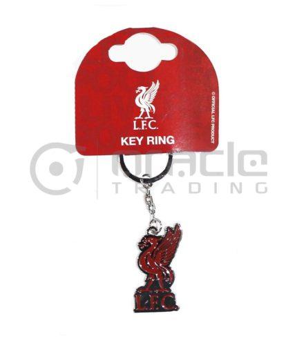Liverpool Crest Keychain