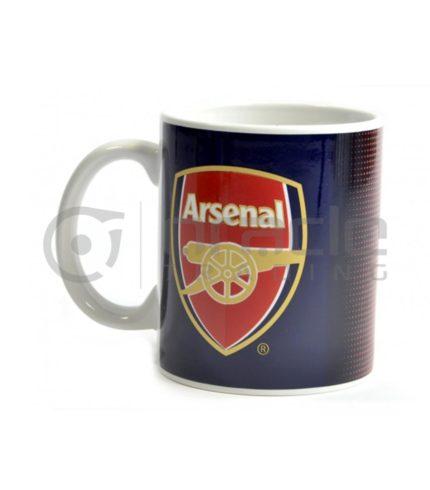 Arsenal Crest Mug (Boxed)