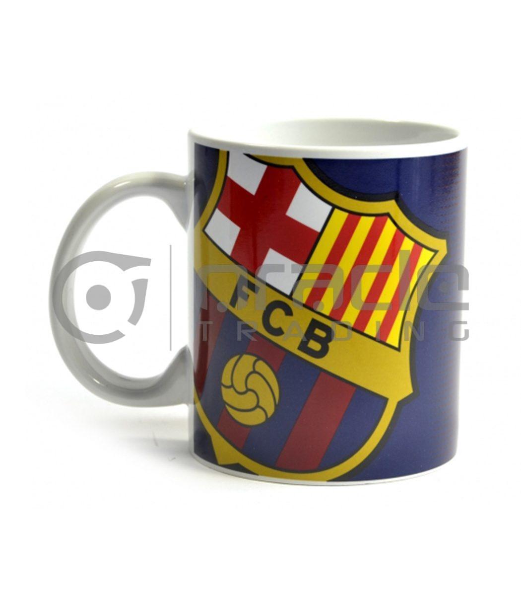 Barcelona Crest Mug (Boxed)