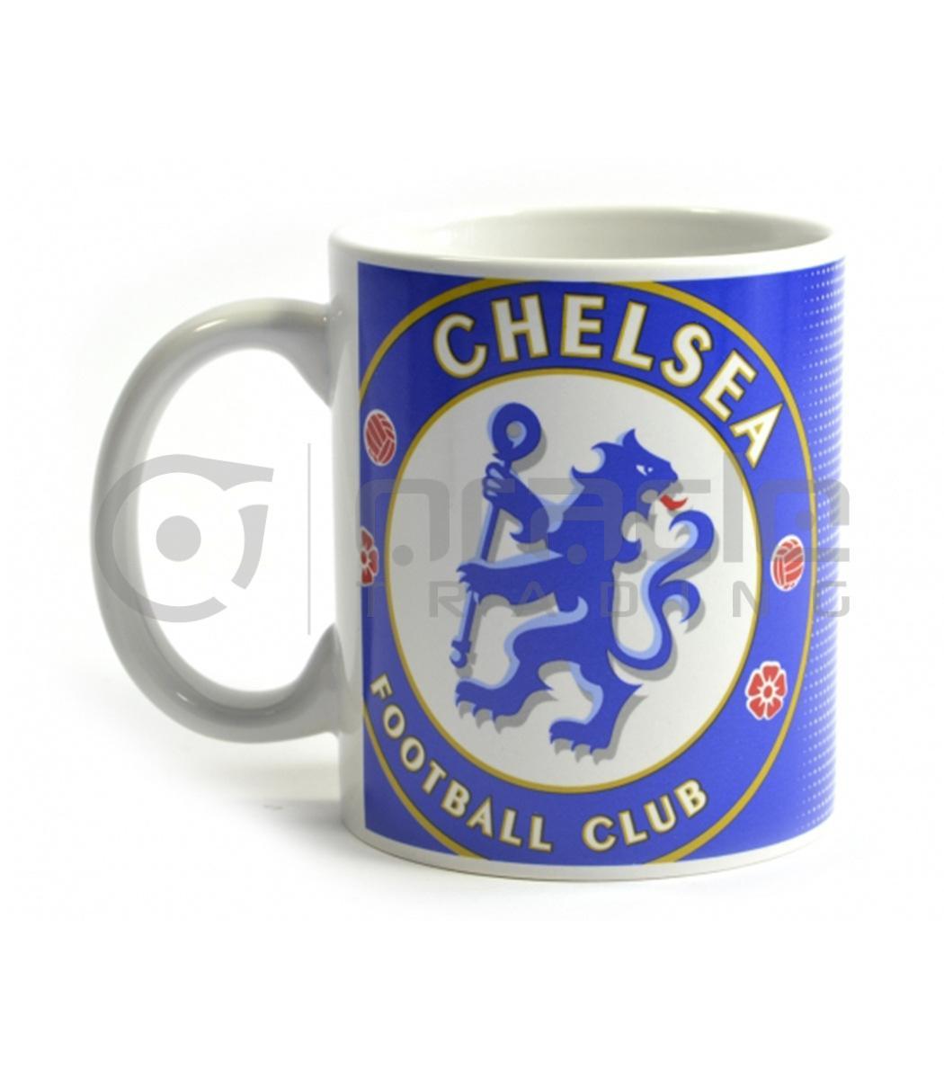 Chelsea Mug - Crest