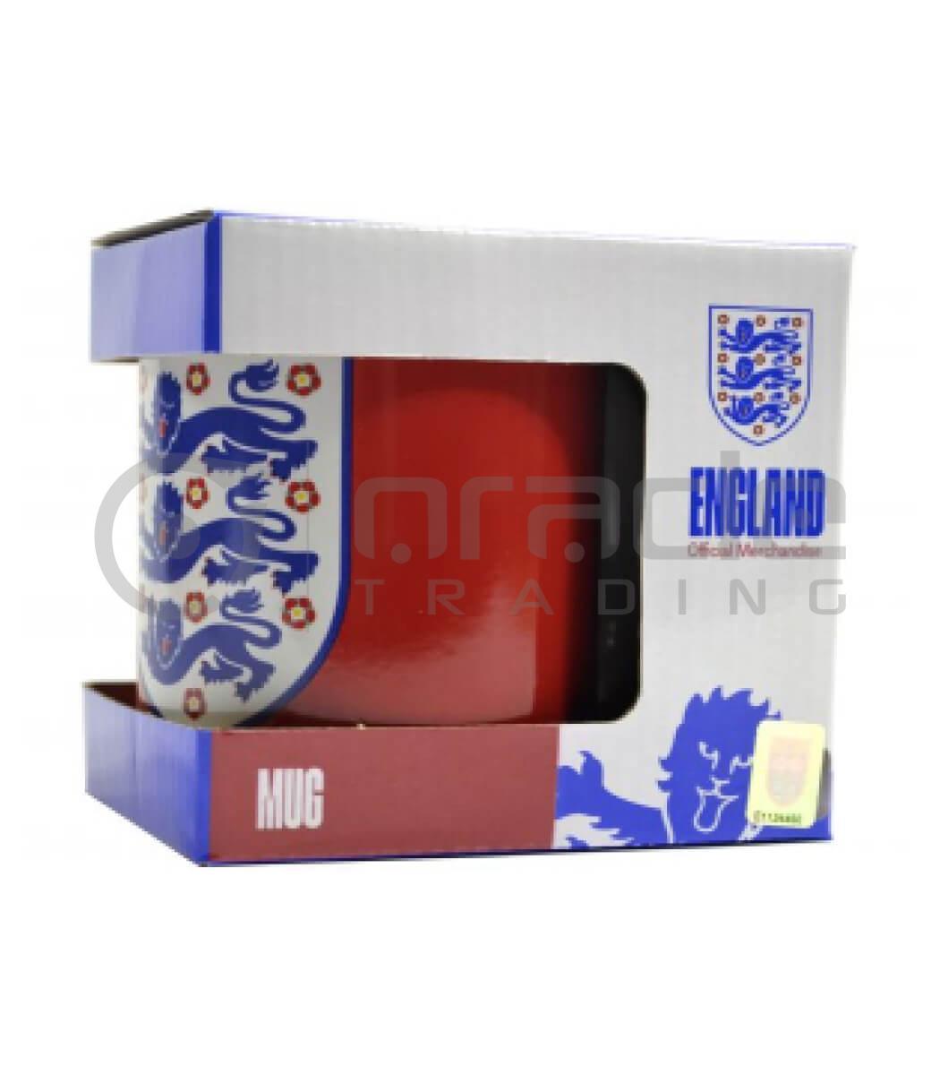England FA Mug - Crest