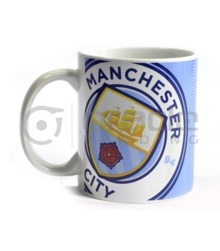 Manchester City Crest Mug (Boxed)