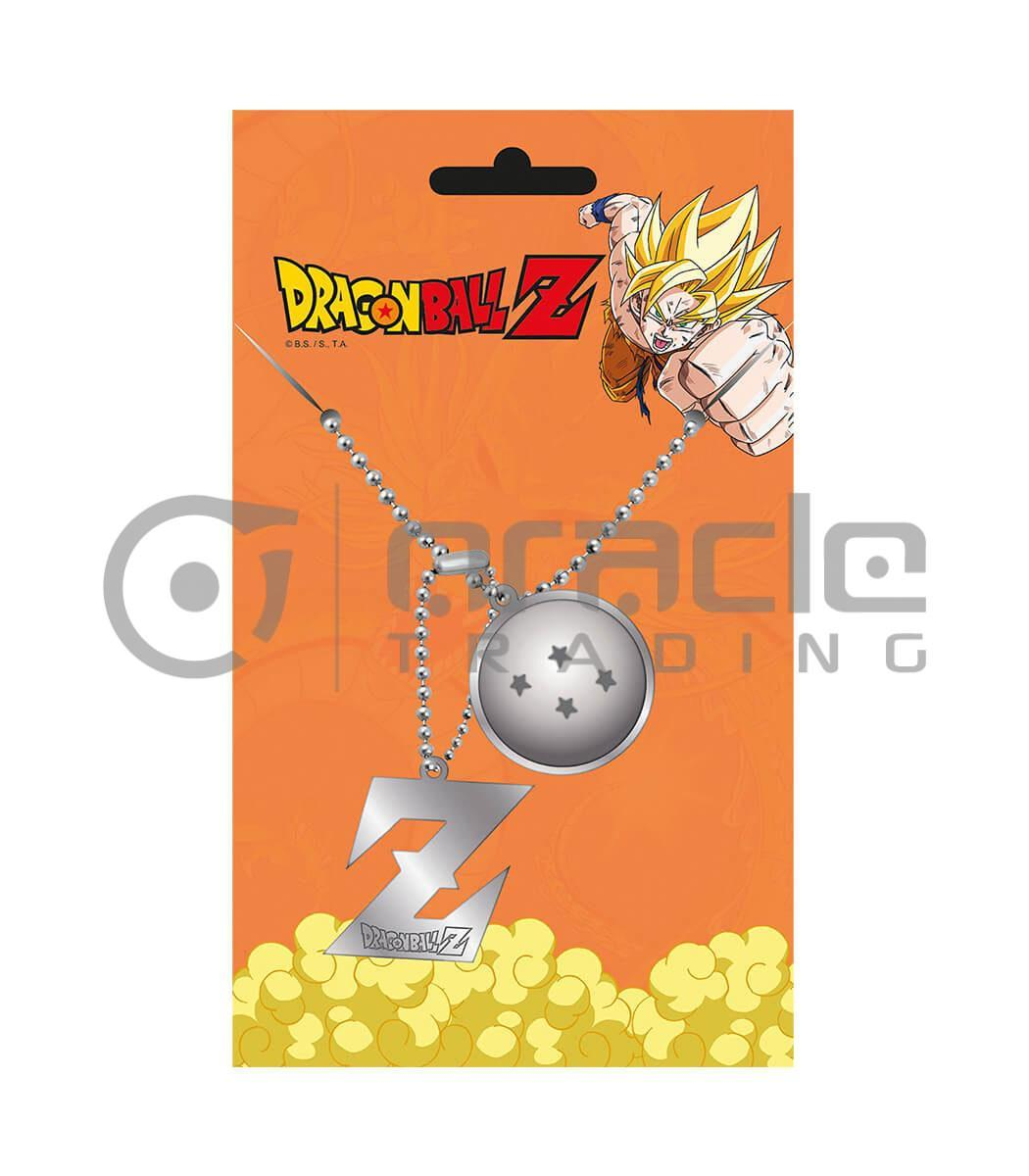 Dragon Ball Z Dog Tags