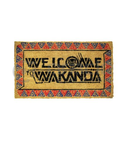 Black Panther Doormat - Wakanda