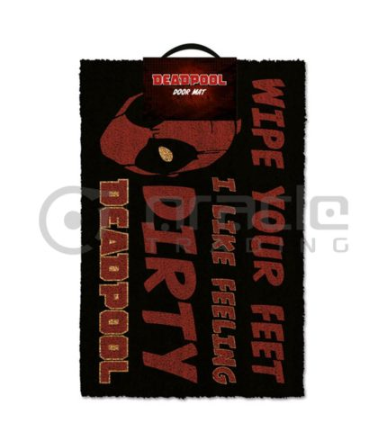 Deadpool Doormat