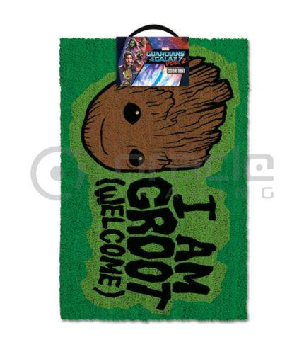Guardians of the Galaxy Doormat (I Am Groot)