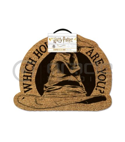 Harry Potter Sorting Hat Shaped Doormat
