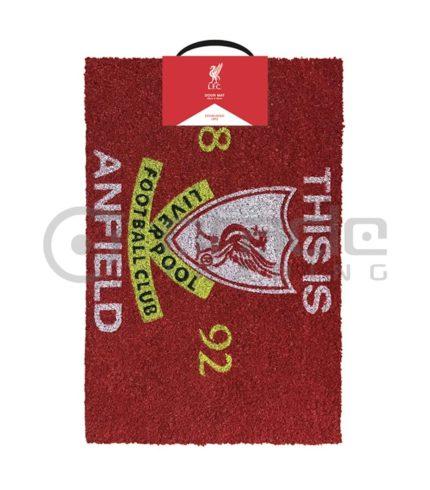 Liverpool Doormat
