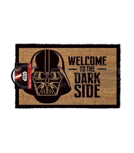 Star Wars Doormat - Welcome to the Dark Side