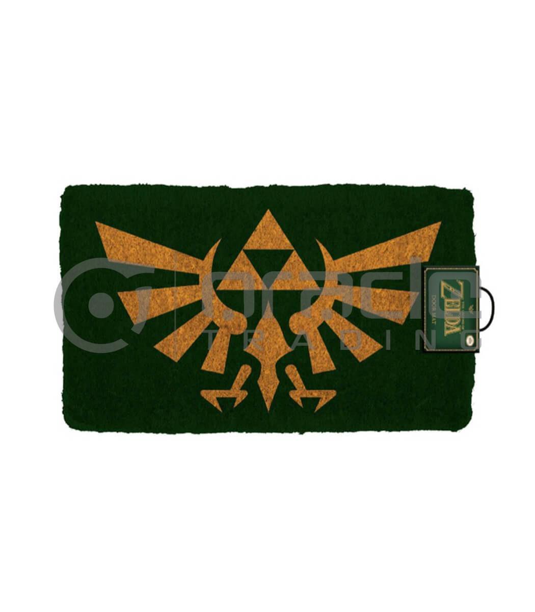 Zelda Doormat - Triforce