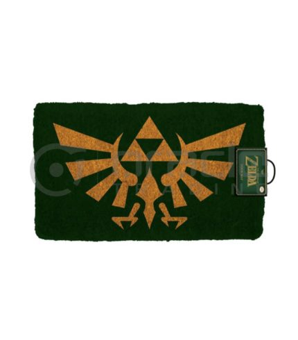 Zelda Doormat - Triforce