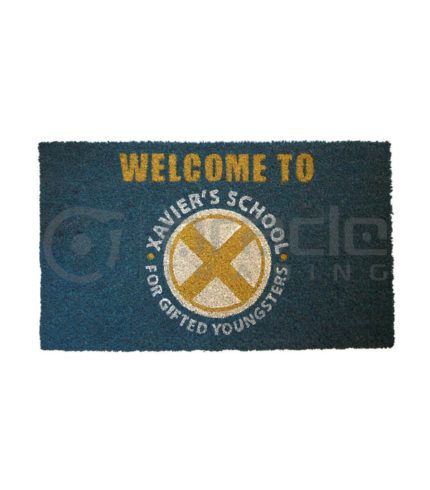X-Men Doormat - Xavier's School