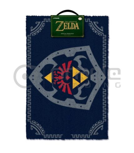 Zelda Doormat (Hylian Shield)