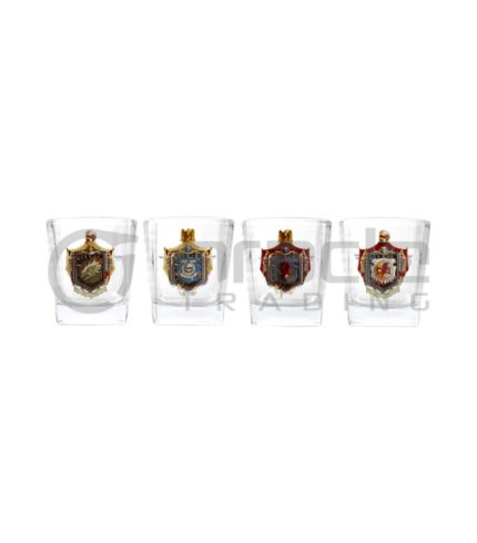 Warhammer Drinking Glass Set (4-Pack)